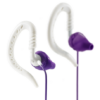 Yurbuds Focus 100 for women sport fülhallgató, lila DEMO