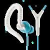Yurbuds Focus 400 for women sport fülhallgató, fehér