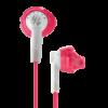 Yurbuds Inspire 200 for women sport fülhallgató, rózsaszín