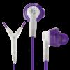 Yurbuds Inspire 400 for women sport fülhallgató, lila