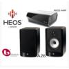 Denon HEOS AMP zóna lejátszó beépített erősítővel+Boston Acoustics A26