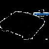 Crunch Blackmaxx MXB 280 MKII 2 csatornás erősítő