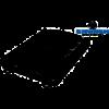 Crunch Blackmaxx MXB 4125 4 csatornás erősítő