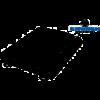 Crunch Blackmaxx MXB 480 MKII 4 csatornás erősítő