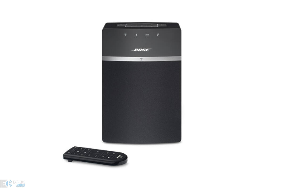 bose soundtouch 10 fekete wi fi zenei rendszer. Black Bedroom Furniture Sets. Home Design Ideas