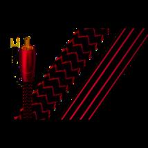 Audioquest Irish Red SUB kábel 3m