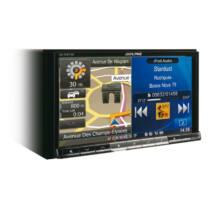 Alpine INE-W977BT Fejlett navigációs rendszer