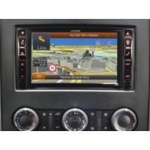 Alpine X800D-S906 Navigációs rendszer a Mercedes Sprinter (906) modellhez