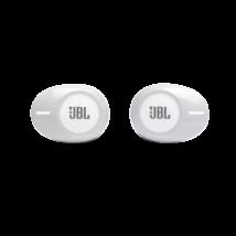 JBL TUNE 125TWS True Wireless fülhallgató, fehér + JBL szövetmaszk