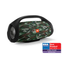 JBL BoomBox vízálló hordozható Bluetooth hangszóró, squad