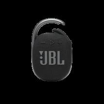 JBL Clip 4 hordozható Bluetooth hangszóró, fekete