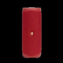 JBL Flip 5 vízálló bluetooth hangszóró (Fiesta Red), piros
