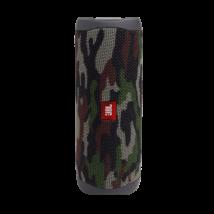 JBL Flip 5 vízálló bluetooth hangszóró (Squad), terepszín