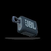 JBL GO 3  hordozható bluetooth hangszóró, kék