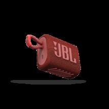 JBL GO 3  hordozható bluetooth hangszóró, piros