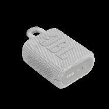 JBL GO 3  hordozható bluetooth hangszóró, fehér