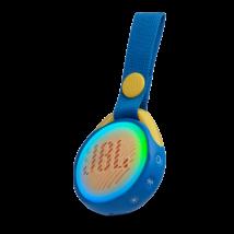 JBL JR POP Bluetooth hangszóró, kék