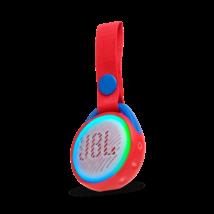 JBL JR POP Bluetooth hangszóró, piros