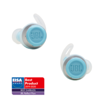JBL Reflect Flow True Wireless sportfülhallgató, világos kék