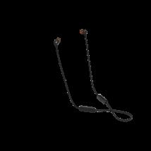 JBL TUNE 115BT bluetooth fülhallgató, fekete