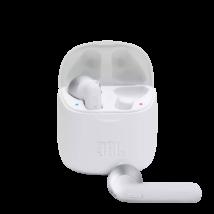 JBL TUNE 225TWS True Wireless fülhallgató, fehér + JBL szövetmaszk
