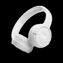 JBL Tune 510BT bluetooth-os fejhallgató, fehér