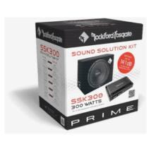 Rockford Fosgate Prime SSK 300 MKII erősítő + mélyláda