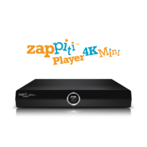 Zappiti Player 4K Mini Multimédia lejátszó