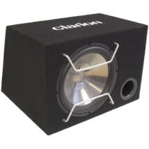 Clarion SW 3013B Bass-reflex láda