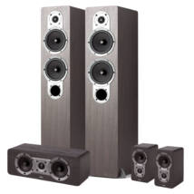 Jamo S 426 HCS 3 5.0 hangfalszett, fekete kőris
