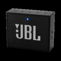 JBL GO+ hordozható bluetooth hangszóró, fekete (Bemutató darab)