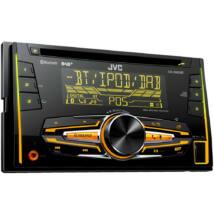 JVC KW-DB92BT DAB+ MP3/CD-s 2 DIN-es fejegység