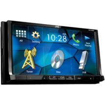 JVC KW-V420BT MP3/CD/DVD/USB-s 2 DIN-es fejegység