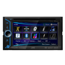 JVC KW-V20BT MP3/CD/DVD/USB-s 2 DIN-es fejegység