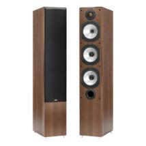 Monitor Audio MR6 hangfal pár sötét dió