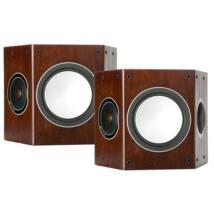 Monitor Audio Silver FX hangfal pár sötét dió (Bolti bemutató darab)