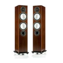 Monitor Audio Silver 6 hangfal pár sötét dió