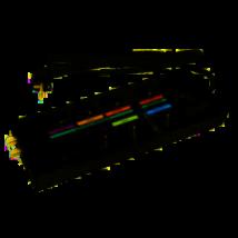 Monster MP HDP 750G Túlfeszültségvédő (7 csatlakozó aljzat)