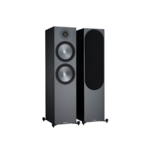 Monitor Audio Bronze 500 (6G) frontsugárzó pár, fekete