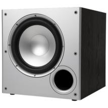 Polk Audio PSW 10E mélysugárzó, fekete