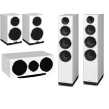 Wharfedale DIAMOND 240 5.0 hangsugárzó szett lakk fehér