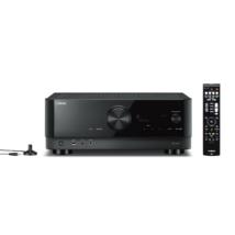 Yamaha RX-V4A 5.2 házimozi erősítő, fekete + AQ Cinnamon 2m HDMI kábel