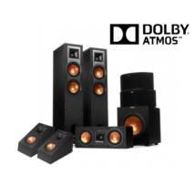 Klipsch R-26F 5.1.2 Dolby Atmos szett