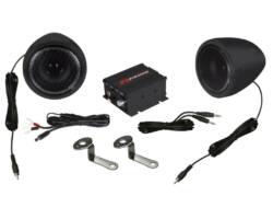 Renegade RXA100B motoros hangszóró szett