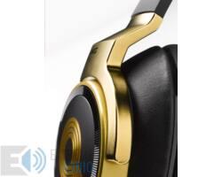 AKG N90Q Quincy Jones High-end fejhallgató fekete-arany