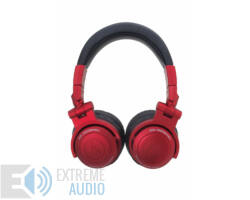 Audio-Technica ATH-PRO500MK2 Piros fejhallgató