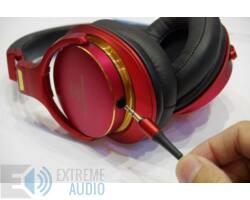 Audio-technica ATH-MSR7 piros fejhallgató
