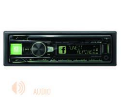 Alpine CDE-195BT CD fejlett Bluetooth® funkcióval