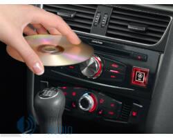 Alpine DVE-5300X DVD lejátszó az Audi A4, A5 és Q5 modellekhez