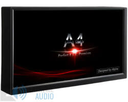Alpine X701D-A4 Audi specifikus fejlett navigációs rendszer
